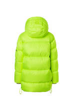 Load image into Gallery viewer, Cosy-D Airmax Lightweight Mini Ripstop Ski Jacket - Green