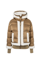 Load image into Gallery viewer, Suza-Ld 2-Layer Stretch Ski Jacket - Brown