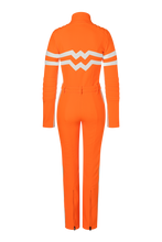 Load image into Gallery viewer, Cat 3-Layer Softshell Ski Suit - Orange