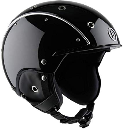 Bogner Pure Motorcycle Helmet - Black
