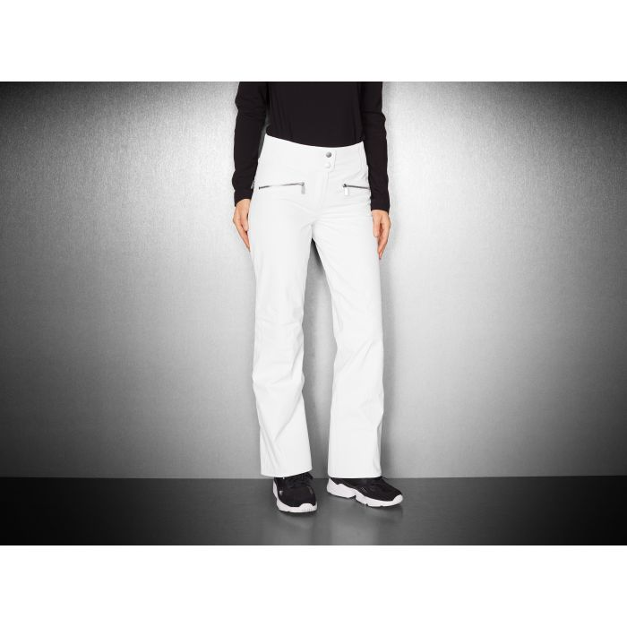 Alla New Skinny Ski Pants - Bright White
