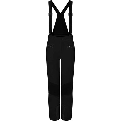 TORAK-T ski pants with Suspender - black