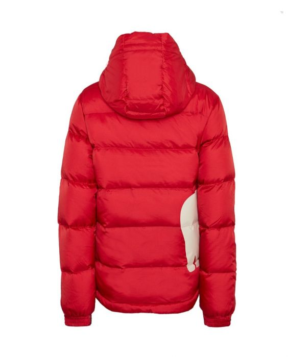 Bear Jacket Kids - Red