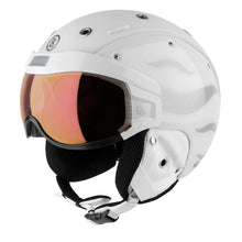Load image into Gallery viewer, B-Visor Fame Helmet - White