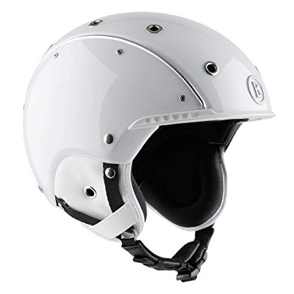 Bogner Pure Motorcycle Helmet - White