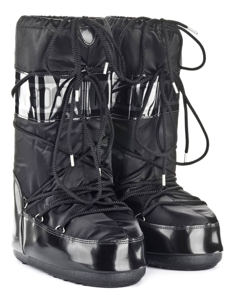 Moon Boot Classic Glance - Black