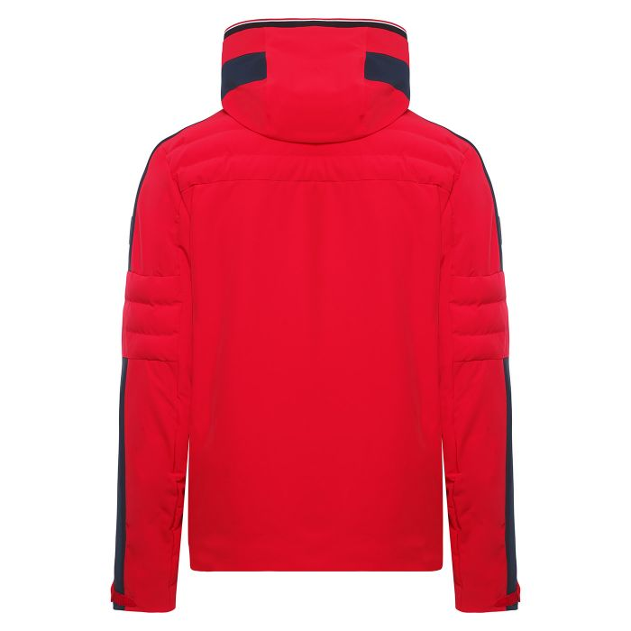 Elliot Mens Technical Ski Jacket - Flame Red