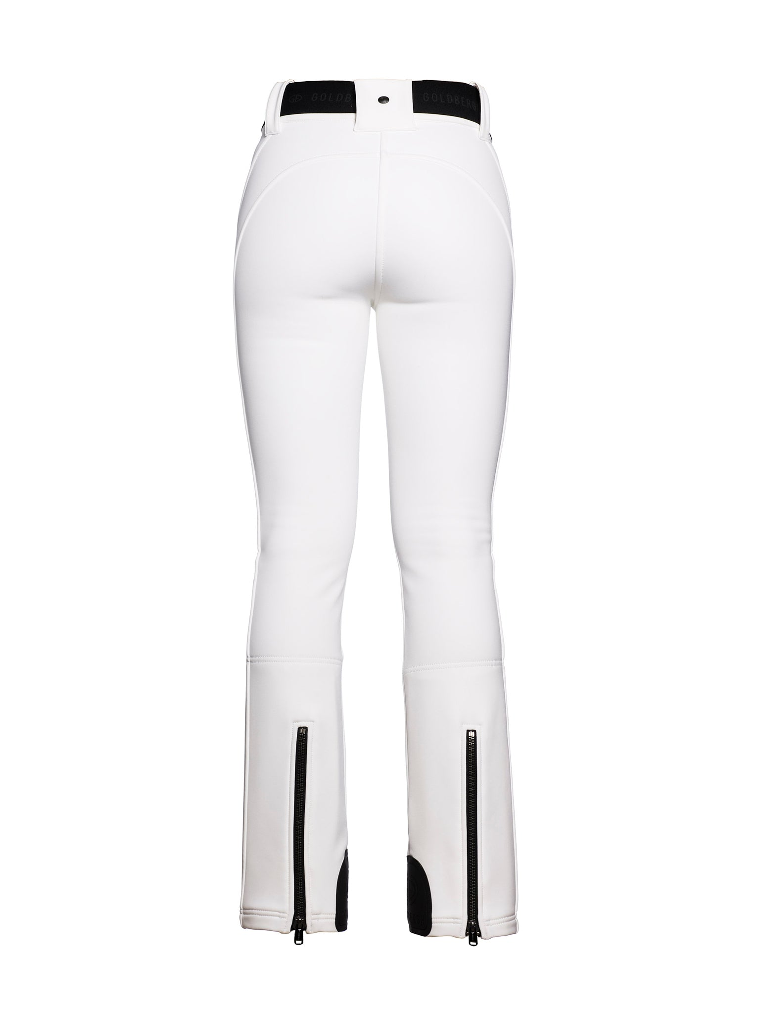 Pippa Push Up Ski Pants - White