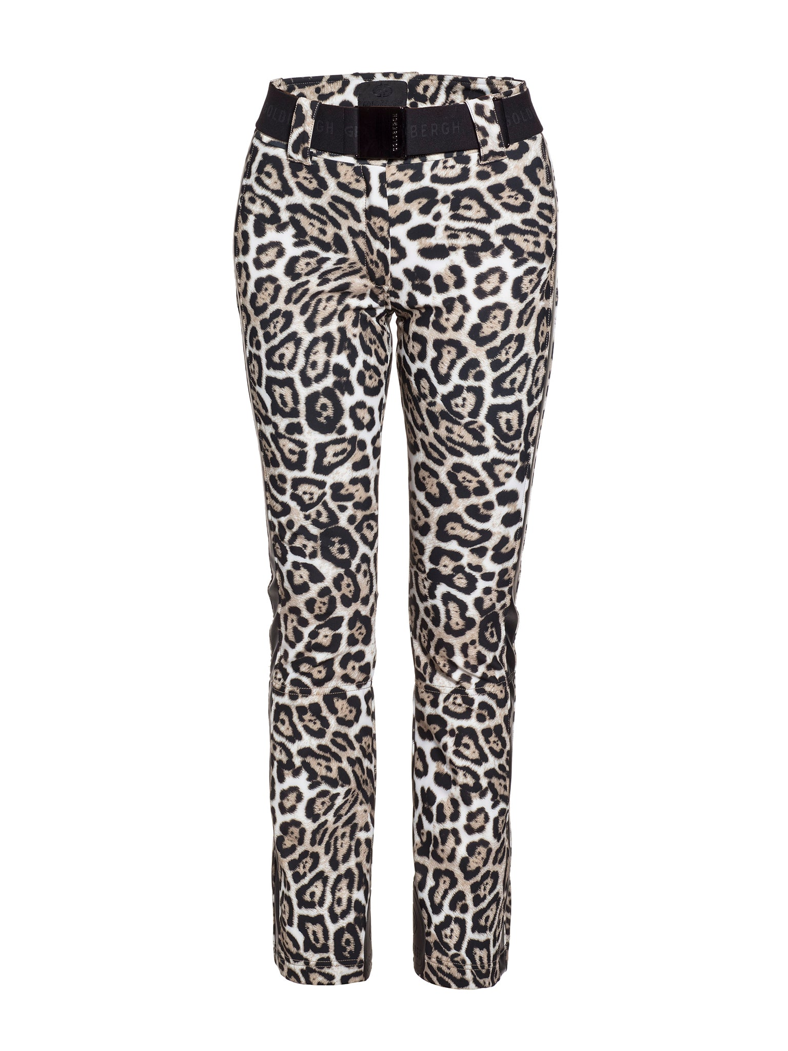 Roar Leopard Print Push Up ski pants - Leopard