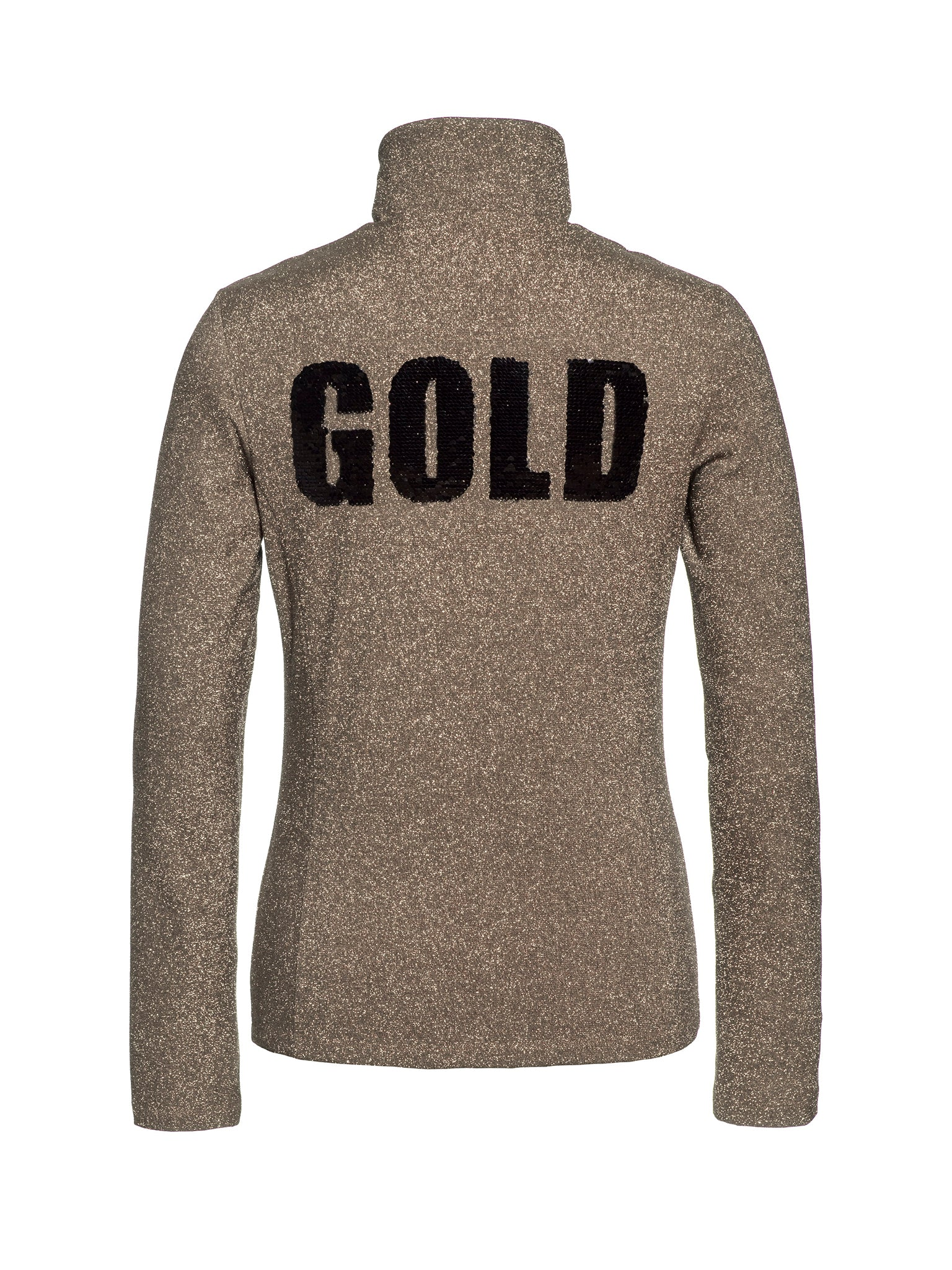Sparkle Gold Logo Base Layer - Gold