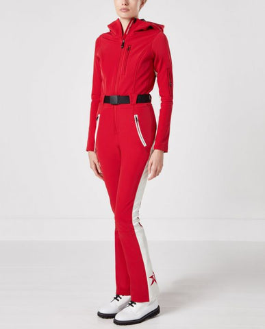 GT Ski Suit - Red