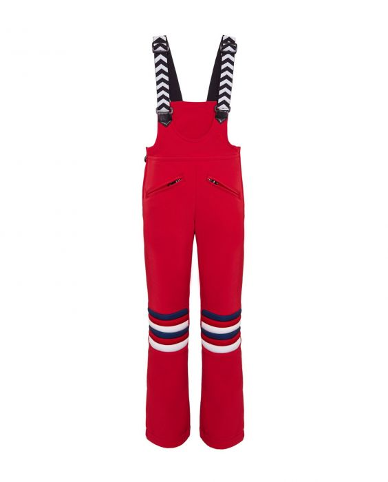 Isola Racing Ski Pants Kids - Red