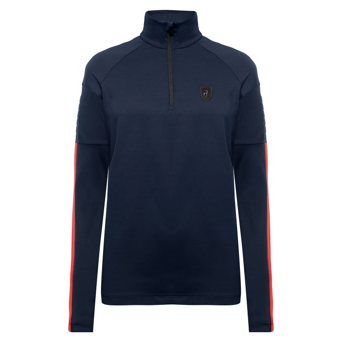 Leon Mens Base Layer - Midnight