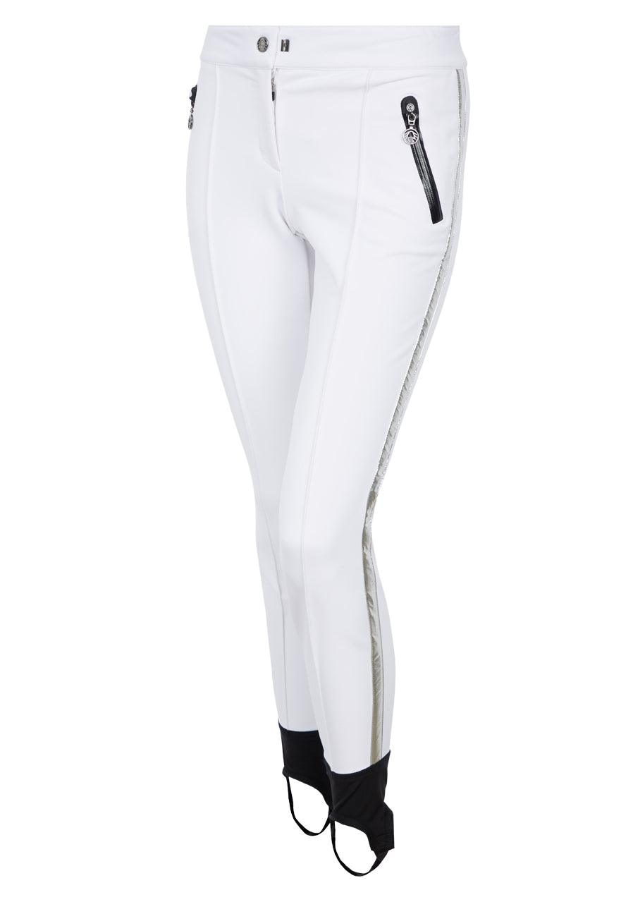 Maffei Skinny Ski Leggings - Optical White