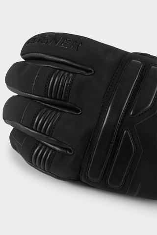 Bogner Pero Ultimate Warmth Ski Gloves - Black