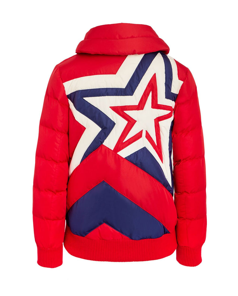 Super Star Jacket Kids - Red