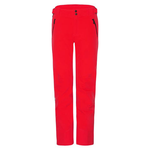 Will Technical Mens Fitted Ski Pants - Flame Red