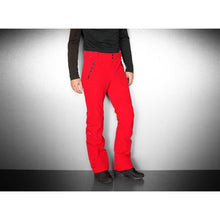 Load image into Gallery viewer, Will Technical Mens Fitted Ski Pants - Flame Red