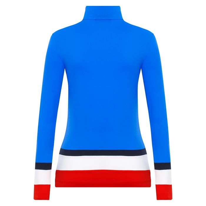 Zoe Thermal Base Layer - Yves Blue