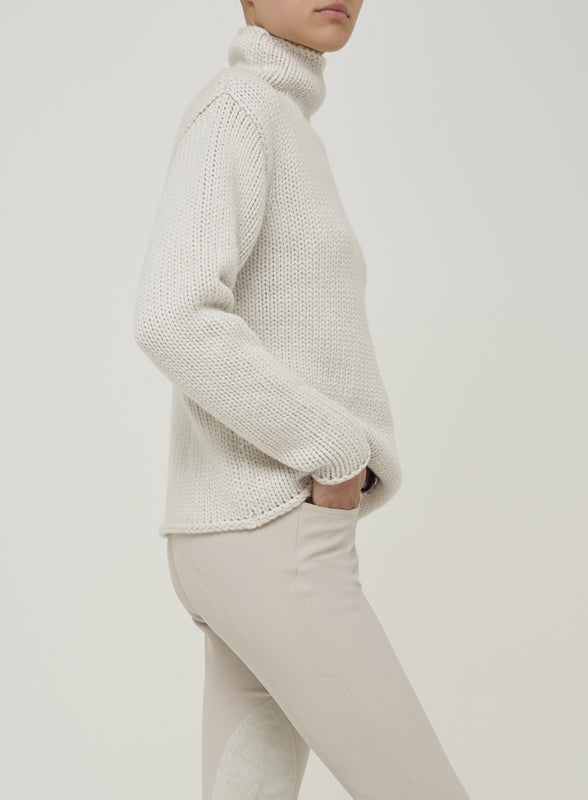 Arion Chunky Cashmere Jumper