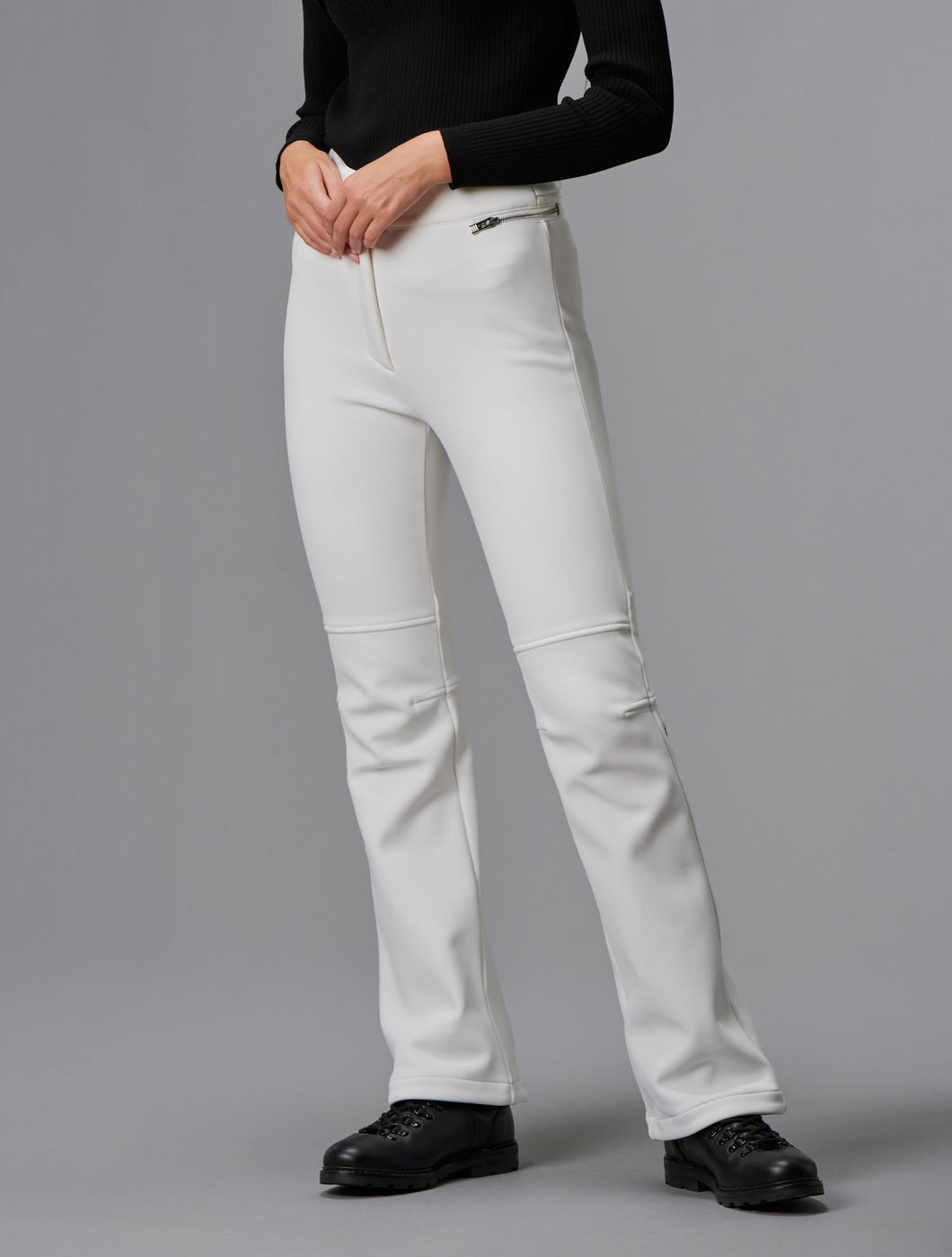 Elancia Ii Women Pants - White