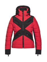 Load image into Gallery viewer, Cross, Laides Woven Ski Jacket - Red