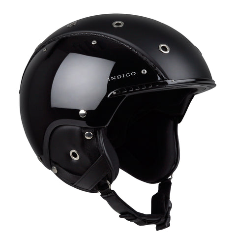 Element Motorcycle Helmet - Black
