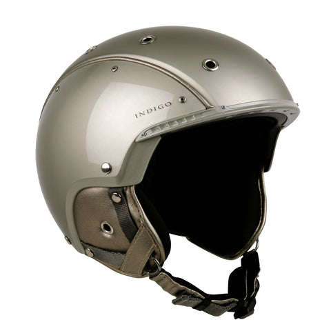 Element Motorcycle Helmet - Gold