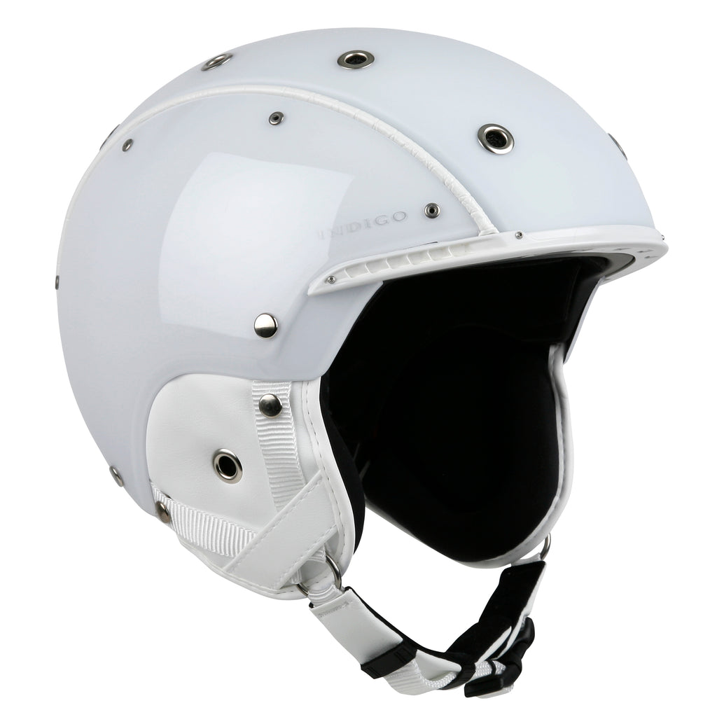 Element Motorcycle Helmet - White