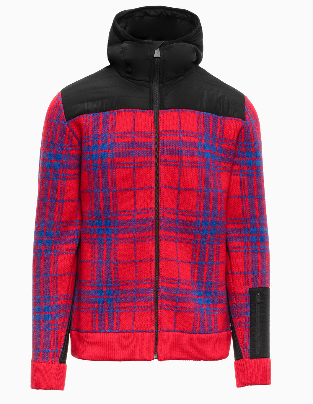men Larksur Hoody - Red