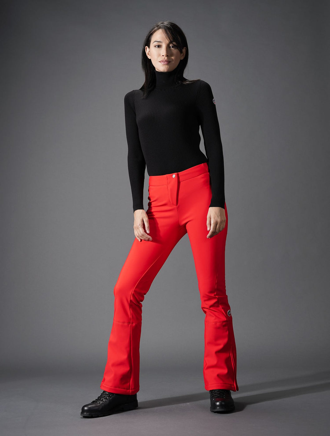 Tipi Iii Skinny pants - RED