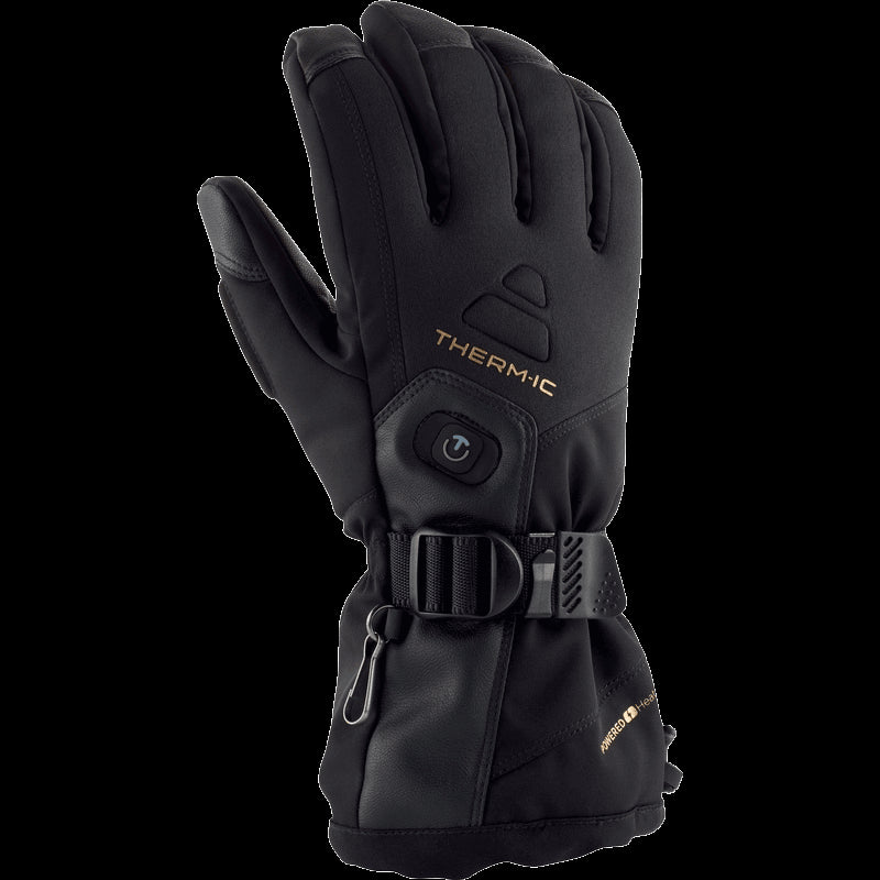 Performance Power Heated Gloves Men - black