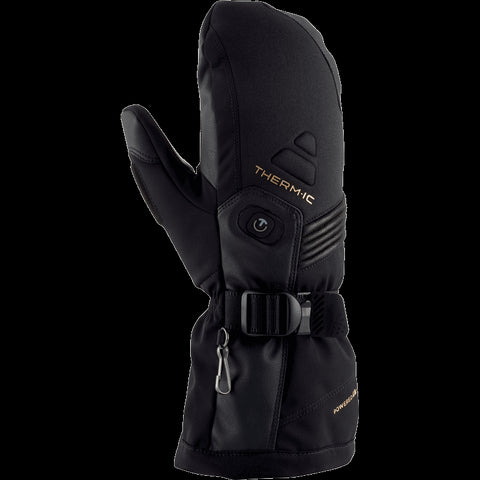 Performance Power Heated Mittens - black