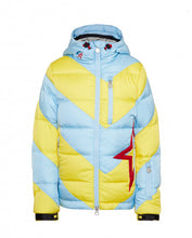 Load image into Gallery viewer, Super Mojo Ski Jacket - Blue