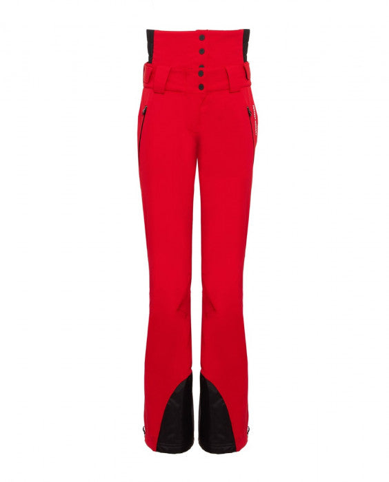 Chamonix pants - RED