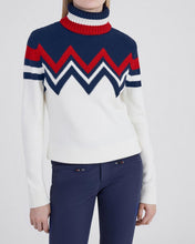 Load image into Gallery viewer, Alpine Sweater - Blue
