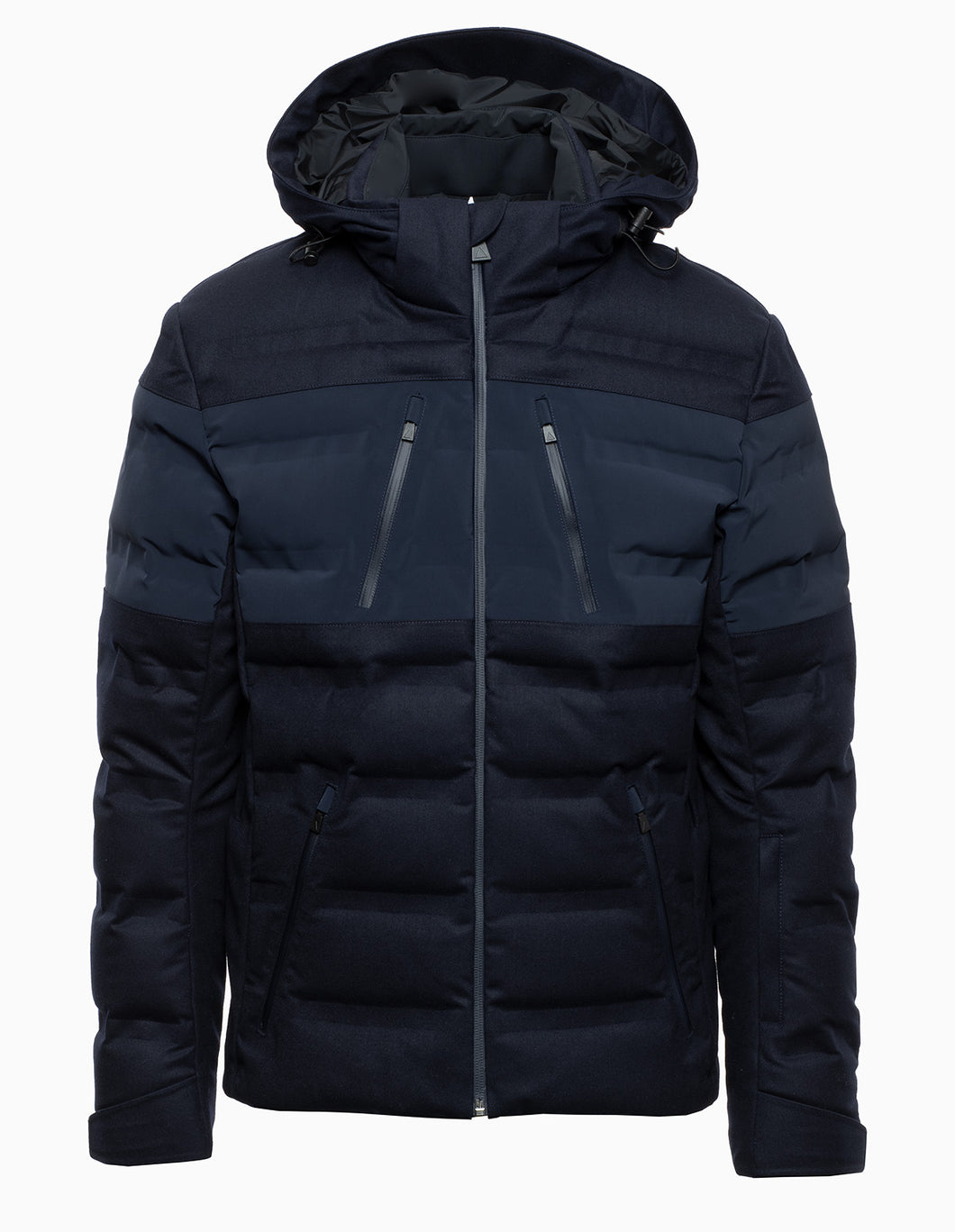Men Nuke Wool Multi Ski Jacket - Blue