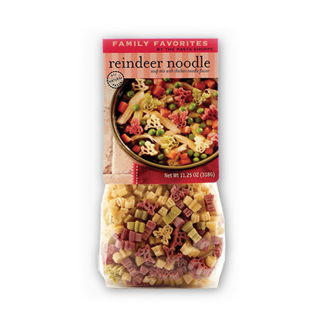 Reindeer Noodle Soup - Picnicology, Meal Kit - Pasta