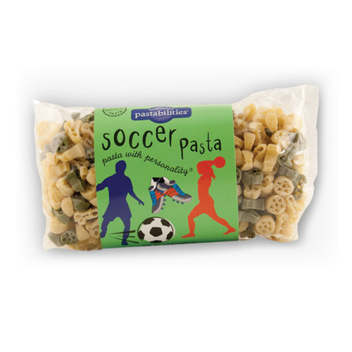 Soccer Pasta - Picnicology, Fun Shapes Pasta - Pasta