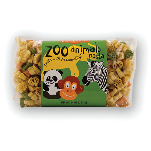 Zoo Animals Pasta - Picnicology, Fun Shapes Pasta - Pasta