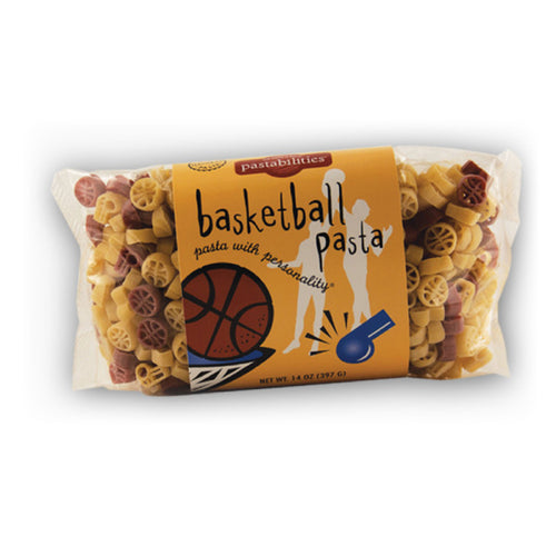 Basketball Pasta - Picnicology, Fun Shapes Pasta - Pasta
