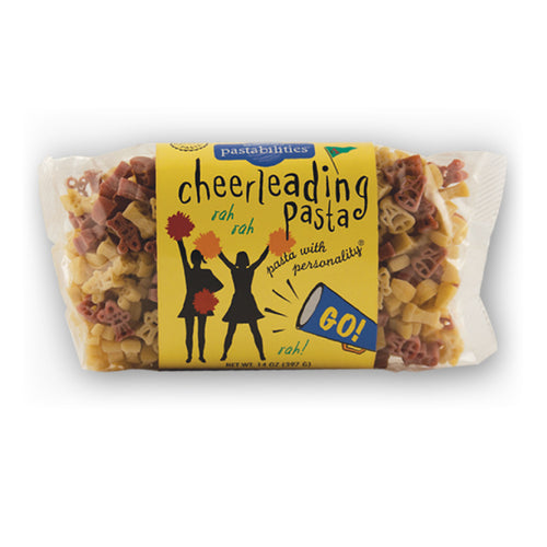 Cheerleading Pasta - Picnicology, Fun Shapes Pasta - Pasta