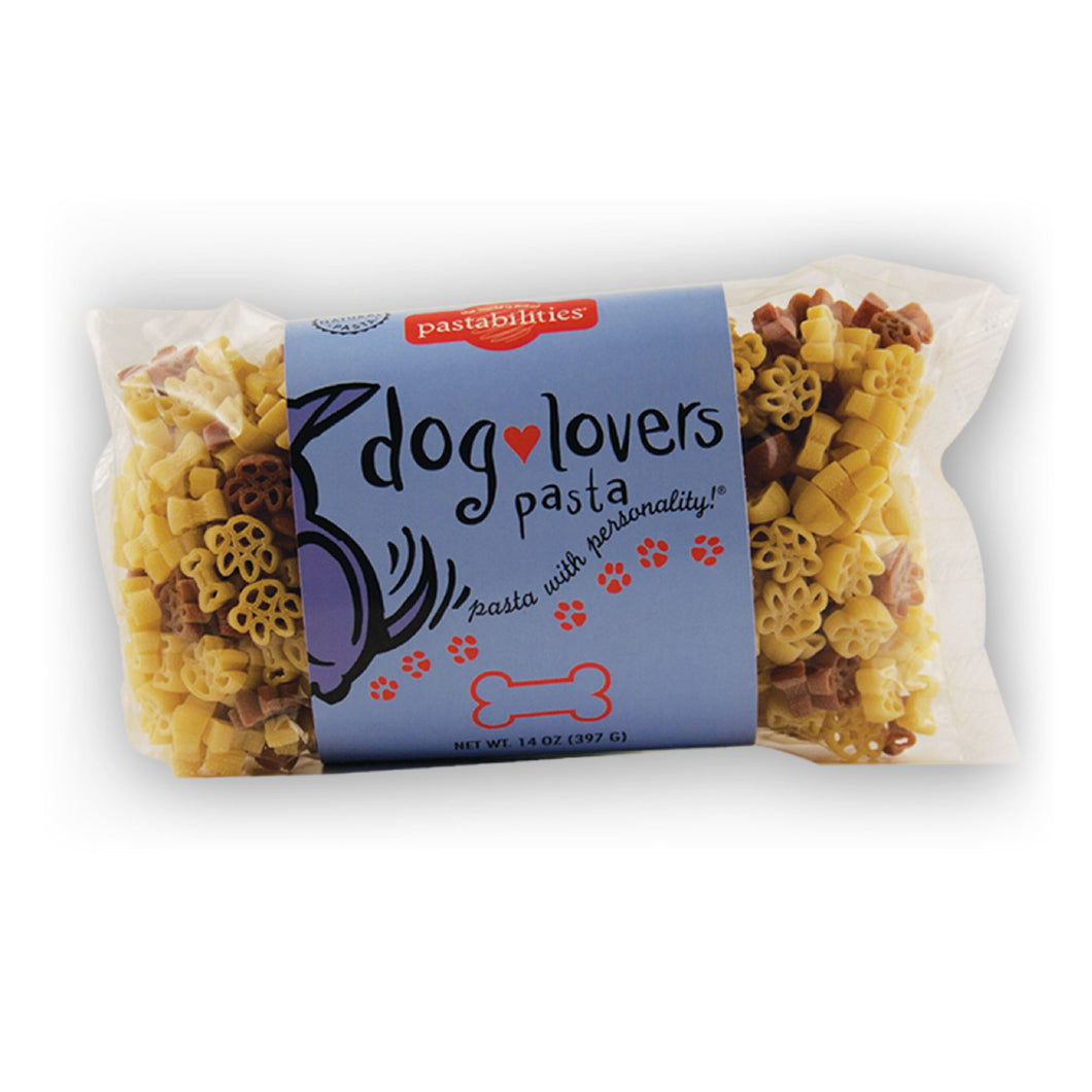 Dog Lovers Pasta - Picnicology, Fun Shapes Pasta - Pasta