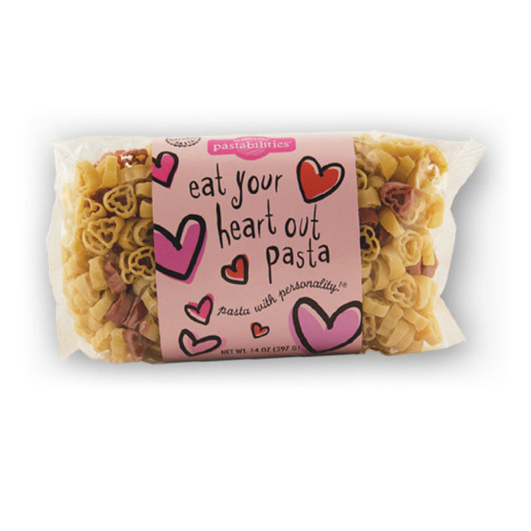 Eat Your Heart Out Pasta - Picnicology, Fun Shapes Pasta - Pasta