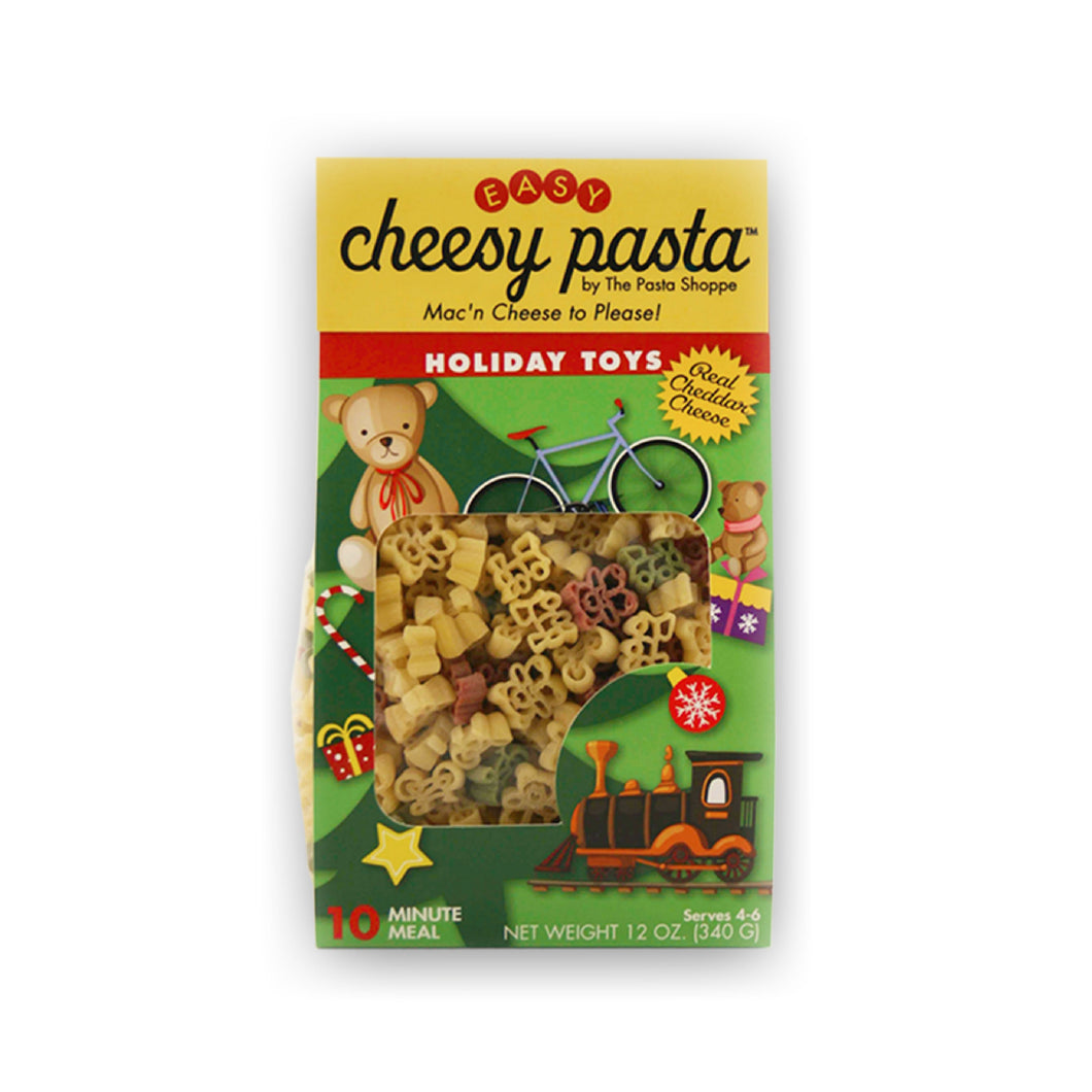 Holiday Toys Mac 'n Cheese - Picnicology, Meal Kit - Pasta