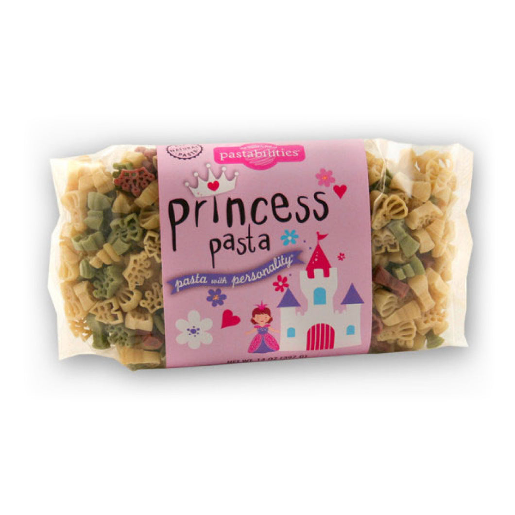 Princess Pasta - Picnicology, Fun Shapes Pasta - Pasta
