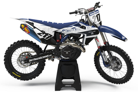 "Husqvarna ""Team DRD"" series"