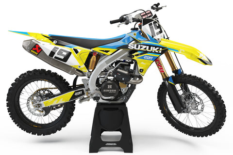 "Suzuki ""Factory Camo"" Series"