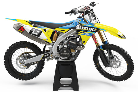 "Suzuki ""Factory"" Series"