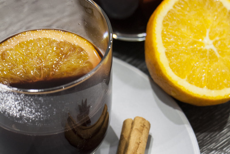 WINTER-WARMING MULLED WINE